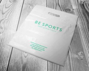 Розробка та виготовлення поліетиленових пакетів для магазину взуття. м.Ірпінь
